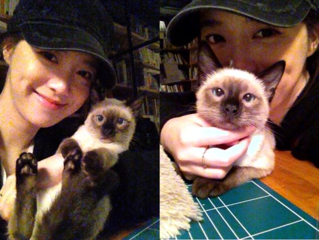 Koo Hye Sun y Ssiam