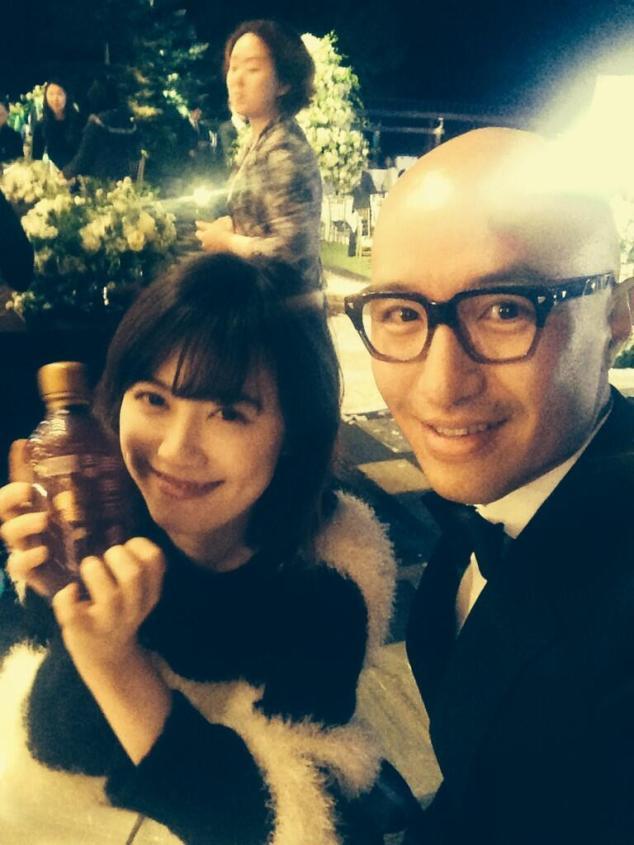 2013-09-27 KHS en la boda Lee BoYoung y Ji Sung