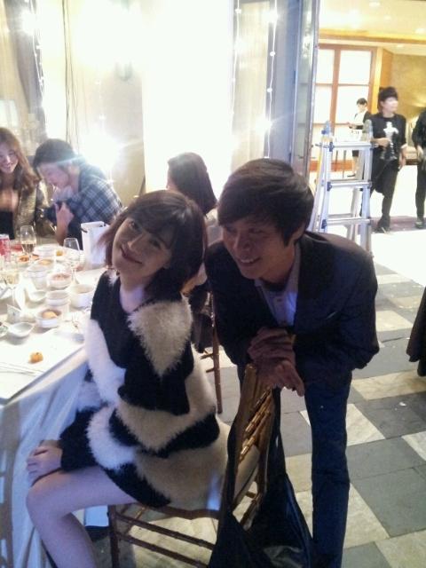 2013-09-27 boda de Lee Bo Young y Ji Sung