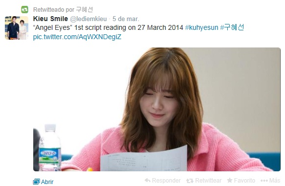 2014-03-04 retwis Koo Hye Sun