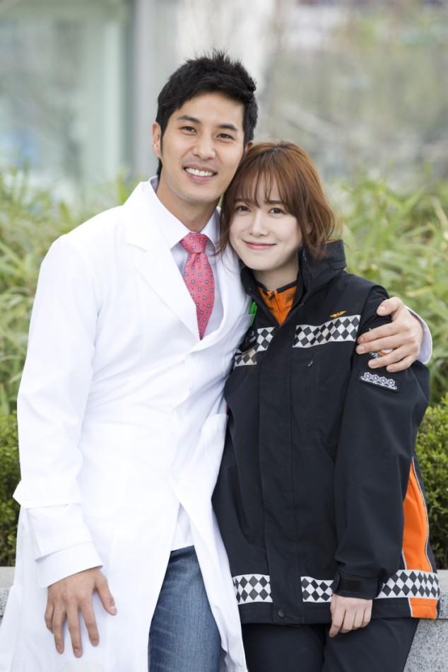 2014-04-10 Ku Hyesun y Kim Ji Seok para Angel Eyes 04