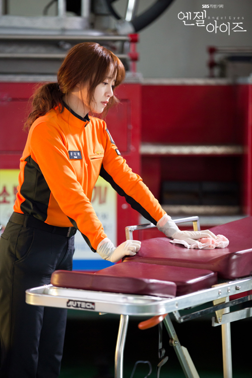 2014-04-21 Fotos oficiales Koo Hye Sun-Angel eyes 02
