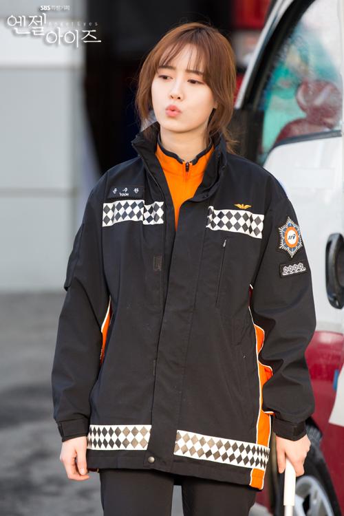 2014-04-24 Fotos oficiales Koo Hye Sun-Angel eyes 01