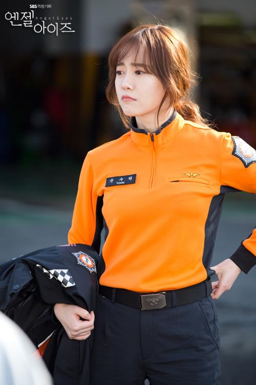 2014-04-24 Fotos oficiales Koo Hye Sun-Angel eyes 09