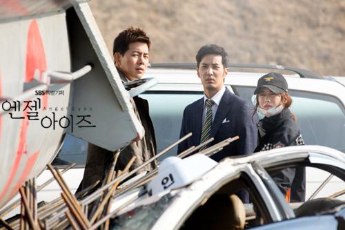 2014-04-24 Fotos oficiales Koo Hye Sun-Angel eyes 11