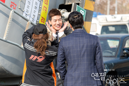 2014-04-24 Fotos oficiales Koo Hye Sun-Angel eyes 14
