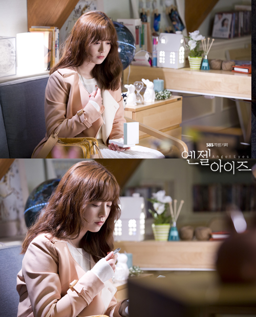 2014-05-02 Koo Hye Sun Oficiales Angel Eyes 02