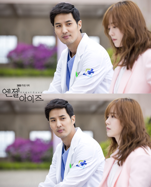 2014-05-08 Fotos oficiales Koo Hye Sun-Angel eyes 15