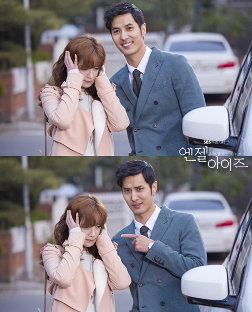 2014-05-08 Fotos oficiales Koo Hye Sun-Angel eyes 18