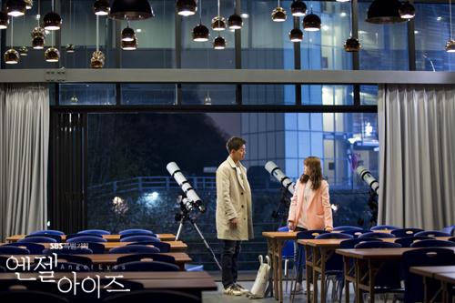 2014-05-08 Fotos oficiales Koo Hye Sun-Angel eyes 20