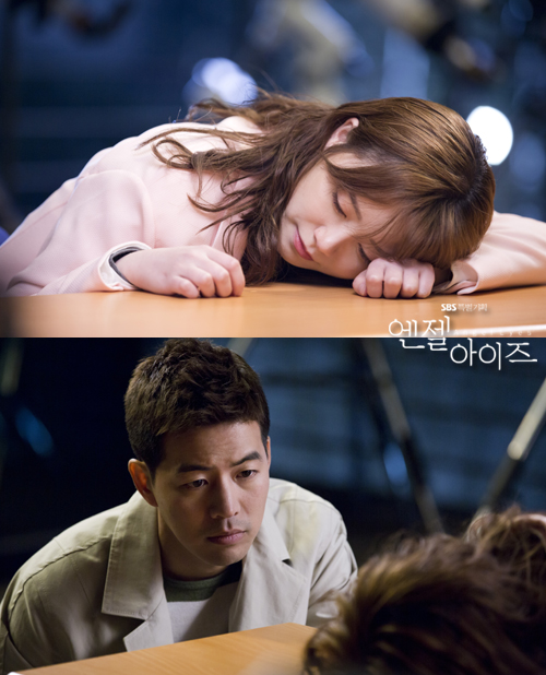 2014-05-08 Fotos oficiales Koo Hye Sun-Angel eyes 23