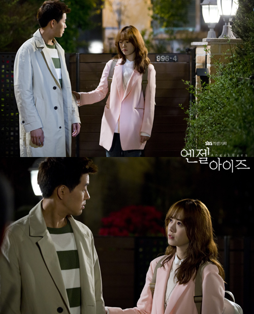 2014-05-09 Fotos oficiales Koo Hye Sun-Angel eyes 28
