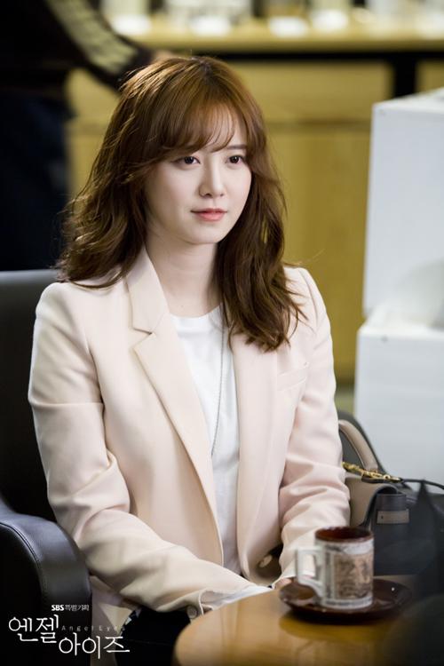 2014-05-13 Fotos oficiales Koo Hye Sun-Angel eyes 01