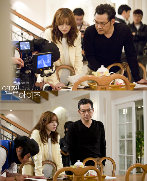2014-05-13 Fotos oficiales Koo Hye Sun-Angel eyes 10
