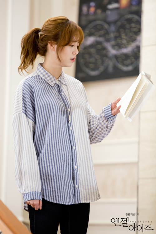 2014-05-14 Fotos oficiales Koo Hye Sun-Angel eyes 14