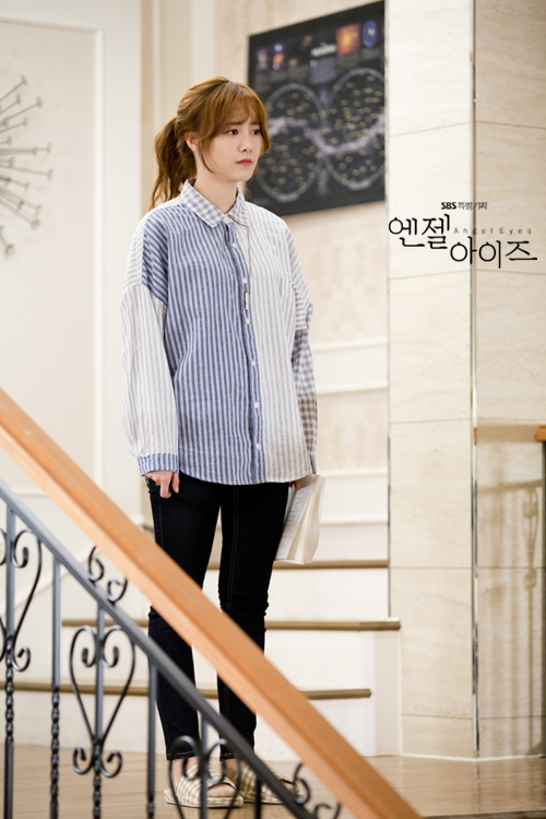 2014-05-14 Fotos oficiales Koo Hye Sun-Angel eyes 15