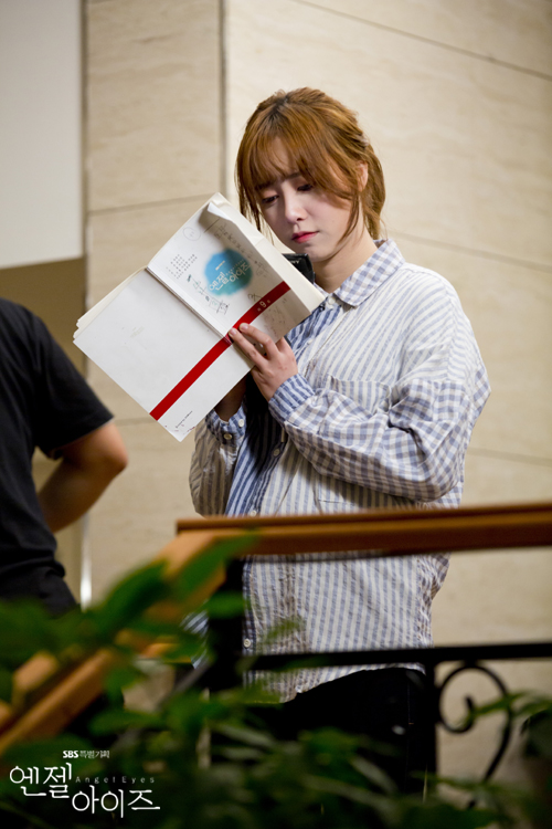 2014-05-14 Fotos oficiales Koo Hye Sun-Angel eyes 16