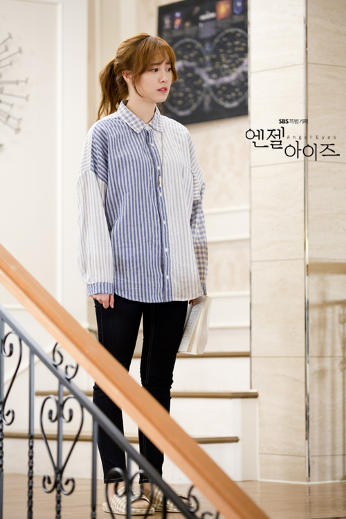 2014-05-14 Fotos oficiales Koo Hye Sun-Angel eyes 17