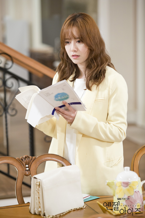 2014-05-14 Fotos oficiales Koo Hye Sun-Angel eyes 20