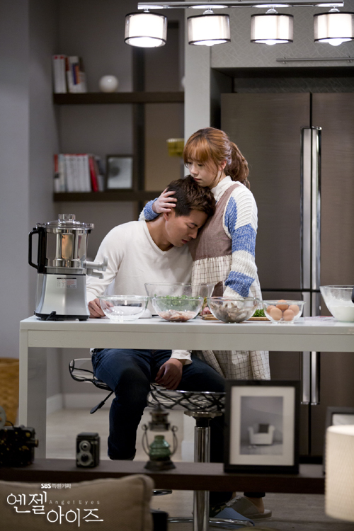 2014-05-14 Fotos oficiales Koo Hye Sun-Angel eyes 27