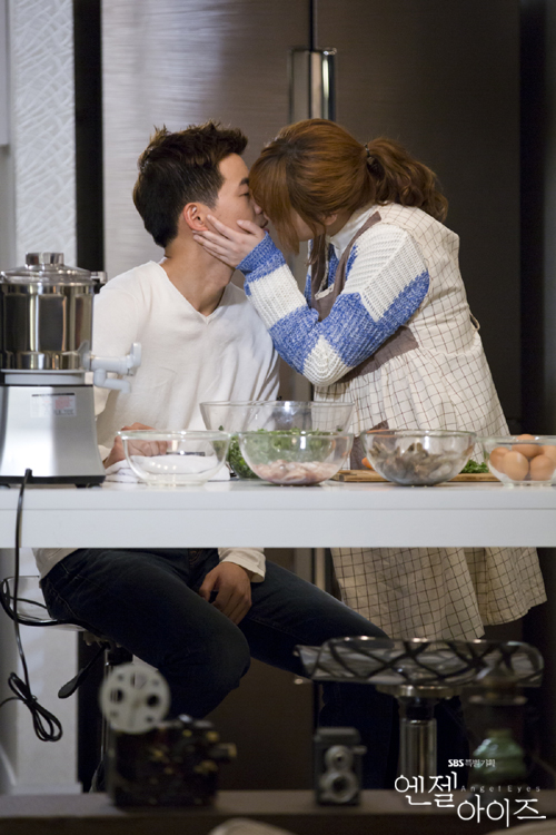 2014-05-14 Fotos oficiales Koo Hye Sun-Angel eyes 31